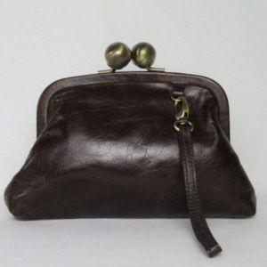 Trina Turk Leather Wrislet